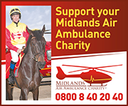 Midlands Air Ambulance (Powys Horse)